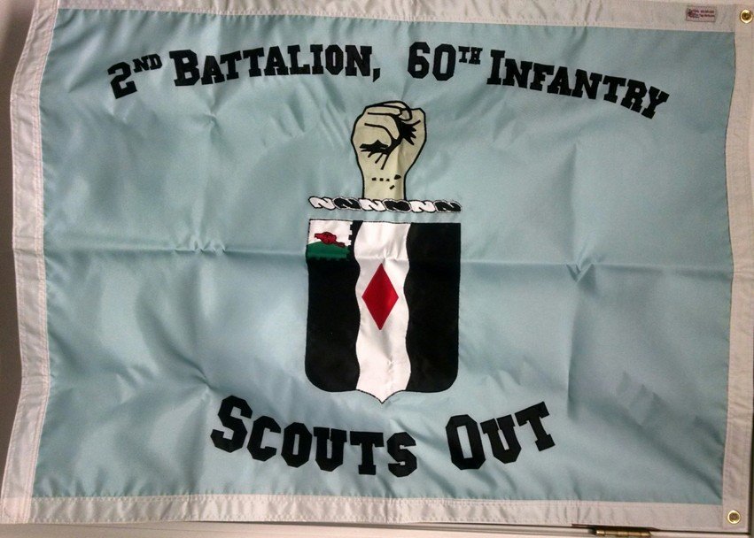Applique - Scouts Out (Back)