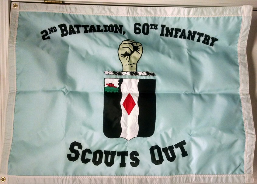Applique - Scouts Out (Front)
