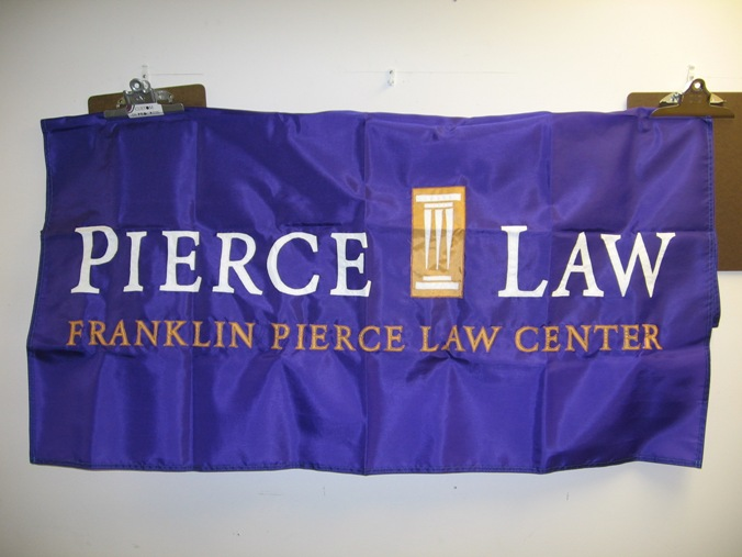 Franklin Pierce Law Center Appliqué